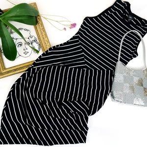 MOSSIMO Black Dress Size XS